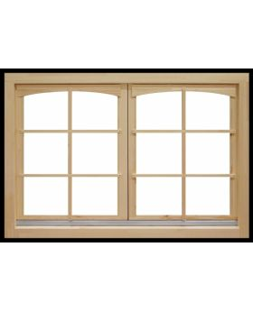 Double Glazed Double Window