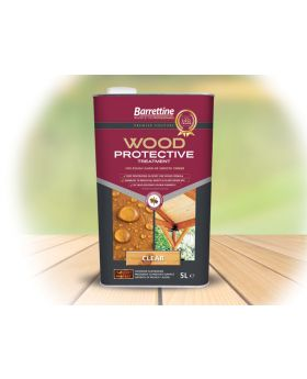 Barrettine's Wood Protector 5L (Timber Order Required)
