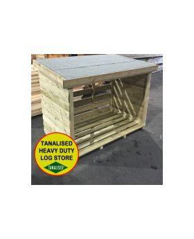 Log Store, Tanalised