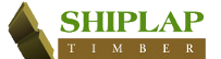 shiplap timber logo